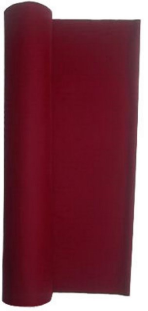 Worsted Fast Speed Pool Table  Felt - Billiard Cloth Burgundy